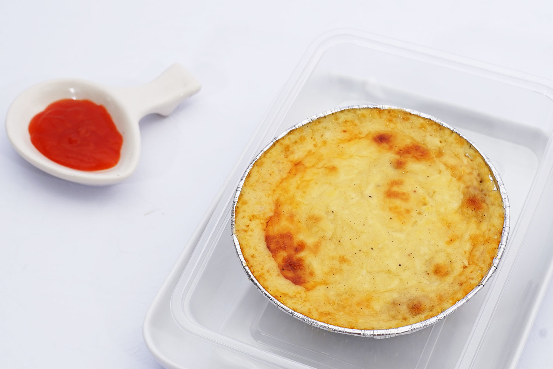 Spaghetti Brulee (S)
